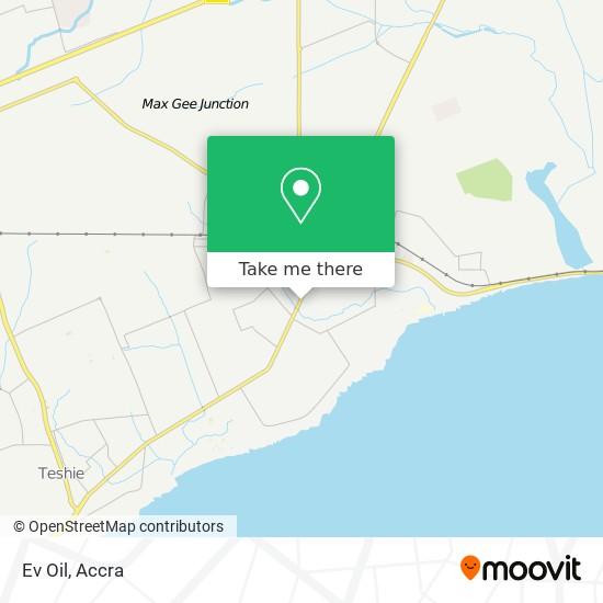 Ev Oil map