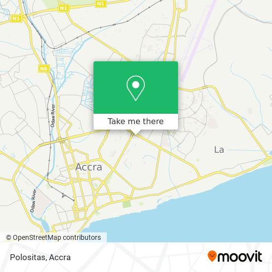 Polositas map