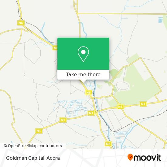 Goldman Capital map