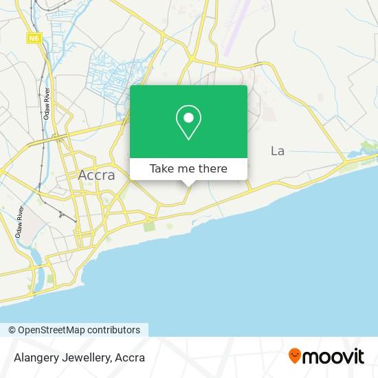 Alangery Jewellery map