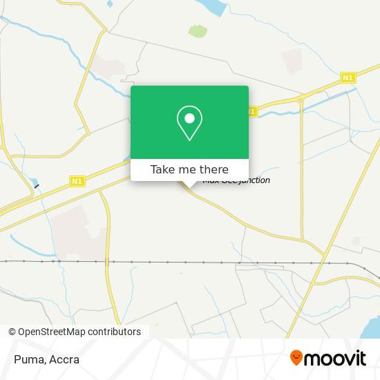Ubi map
