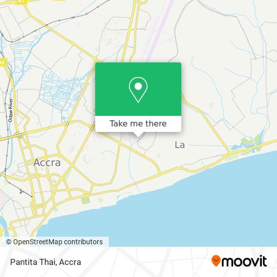 Pantita Thai map