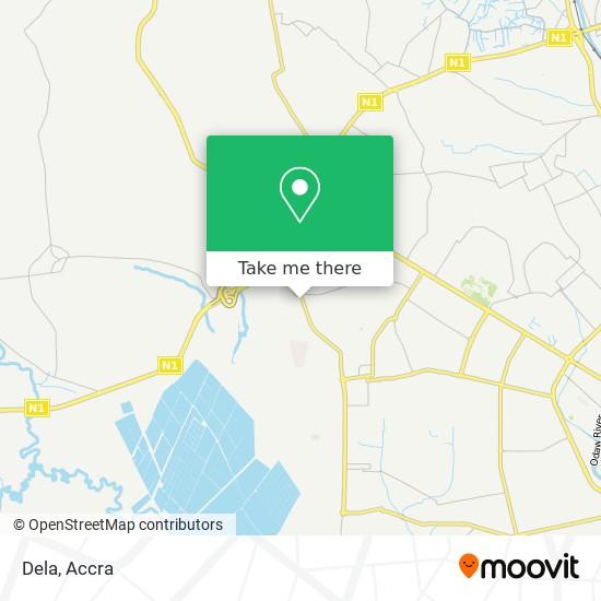 Dela map