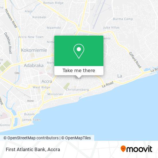 Energy Bank map
