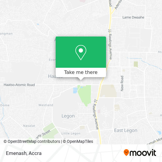 Emenash map