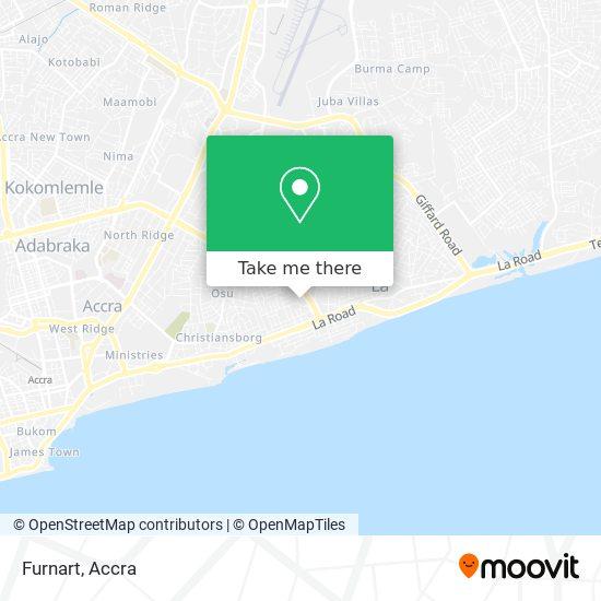 Furnart map
