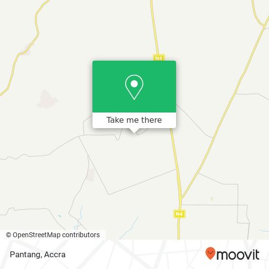 Pantang map