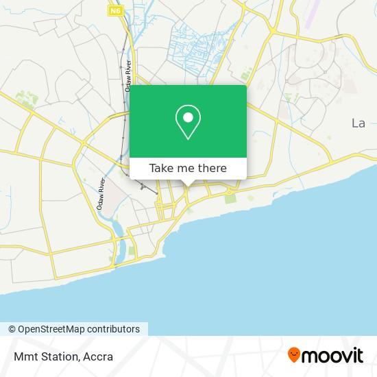 Mmt Station map