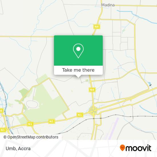 Umb map