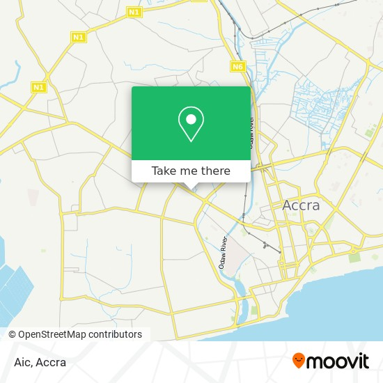 Aic map