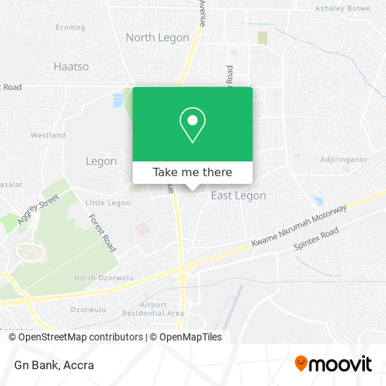 Gn Bank map