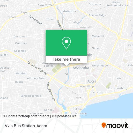 Vvip Bus Station map