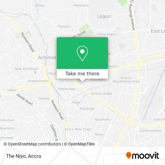 The Niyo map