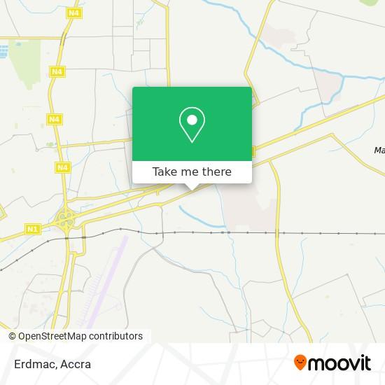 Erdmac map