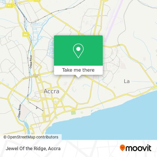 Jewel Of The Ridge map