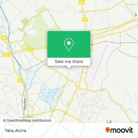 Yara map