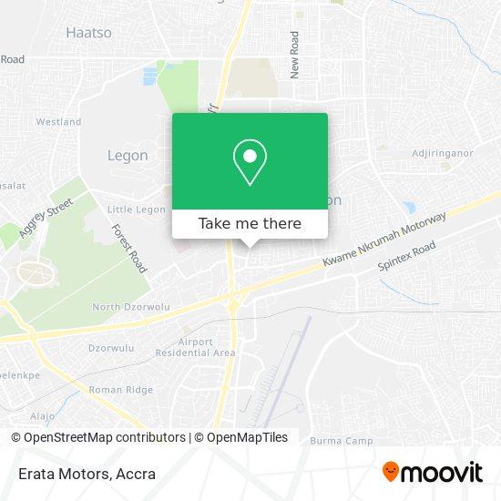 Erata Motors map