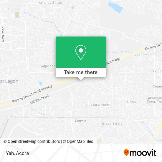 Yah map