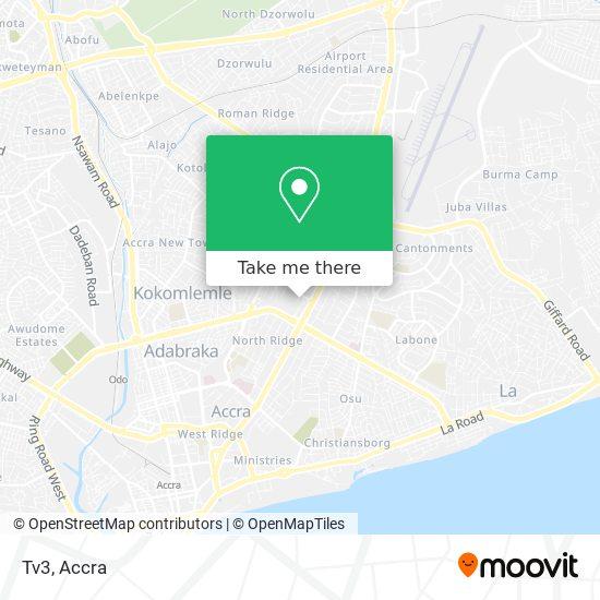 Tv3 map