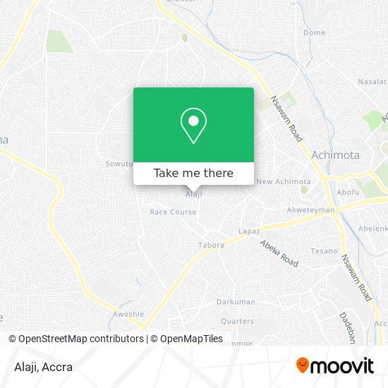 Alaji map