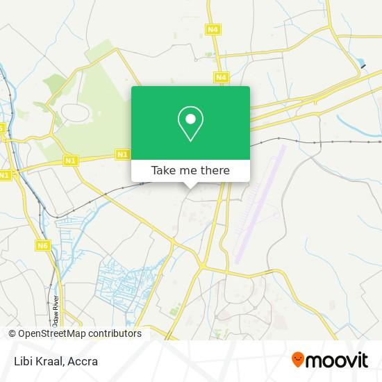 Libi Kraal map
