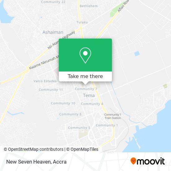 New Seven Heaven map