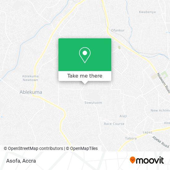 Asofa map