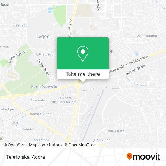 Telefonika map