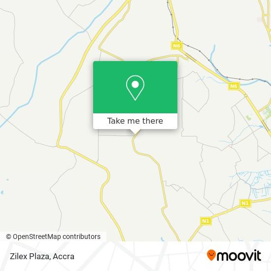 Zilex Plaza map