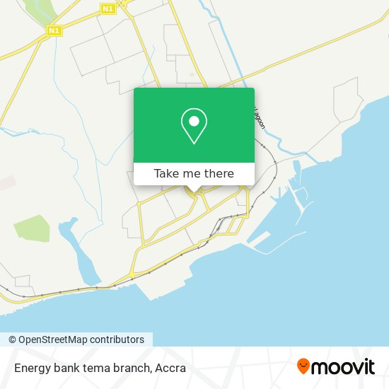 Energy bank tema branch map