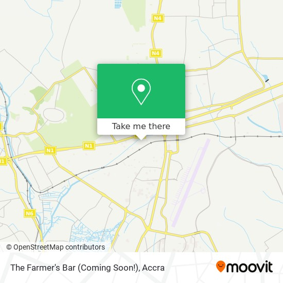 The Farmer's Bar (Coming Soon!) map