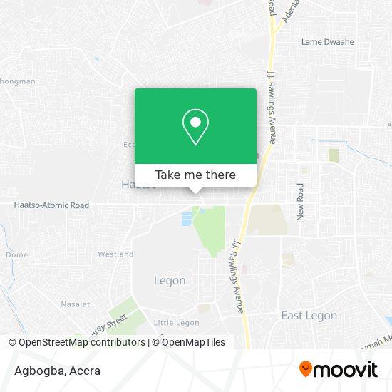 Agbogba map