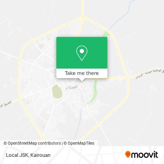 Local JSK plan