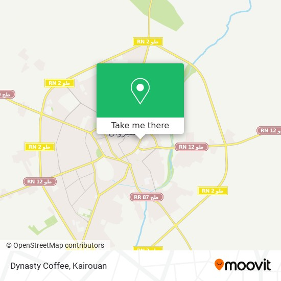 Dynasty Coffee plan