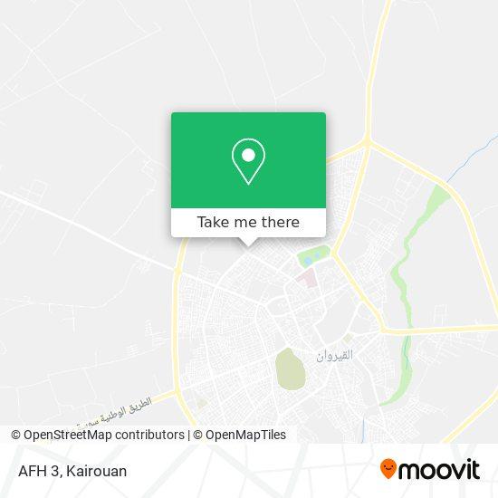 AFH 3 plan