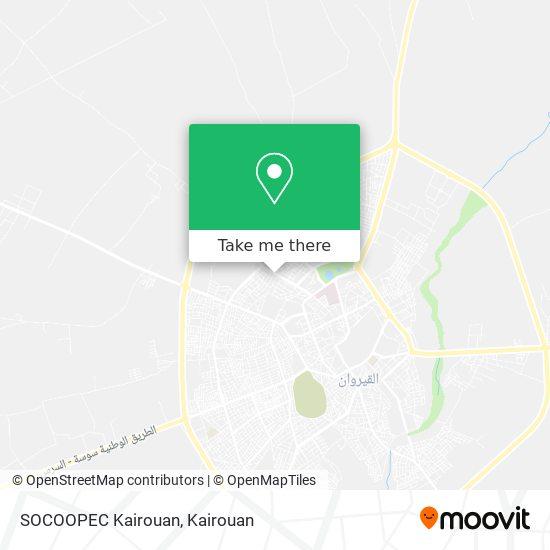 SOCOOPEC Kairouan plan