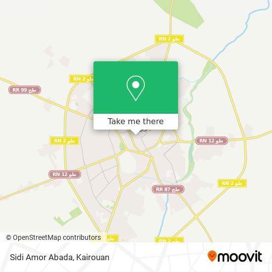 Sidi Amor Abada plan