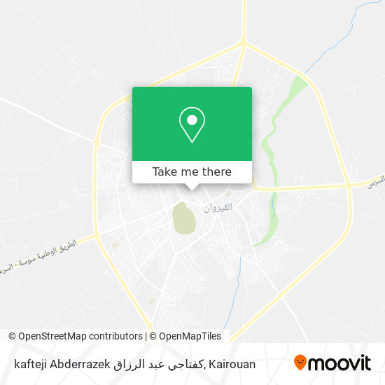 kafteji Abderrazek كفتاجي عبد الرزاق plan