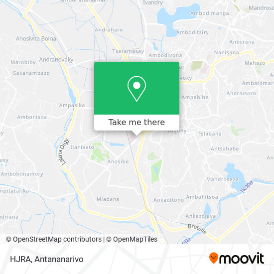HJRA map
