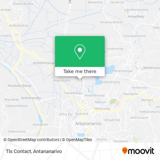 Tls Contact map