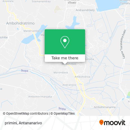 primini map
