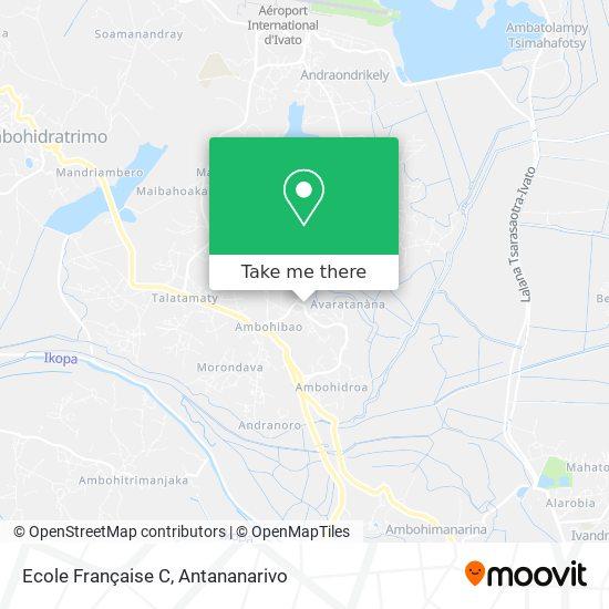 Ecole Française C map