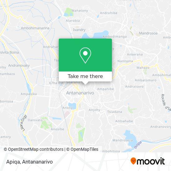 Apiqa map