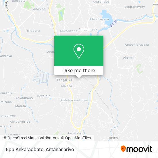 Epp Ankaraobato map
