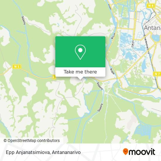 Epp Anjanatsimiova map