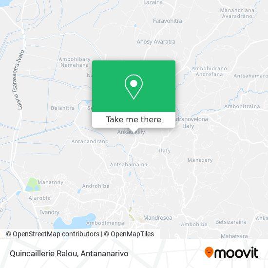Quincaillerie Ralou map