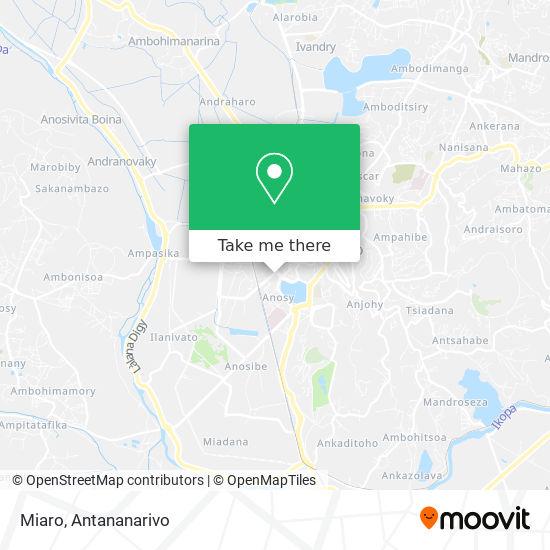 Miaro map