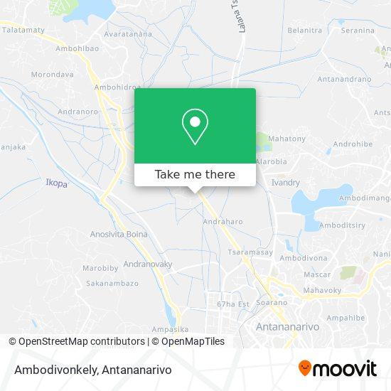 Ambodivoninkely map