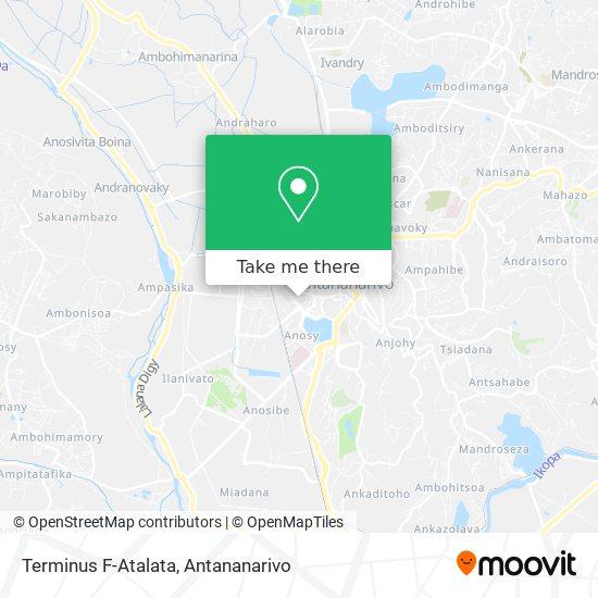 Terminus F-Atalata map