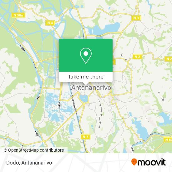 Dodo map